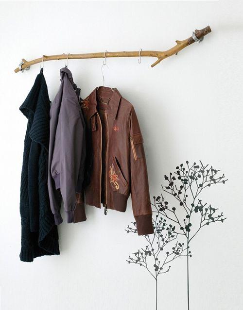 Nuevas ideas con ramas secas 6