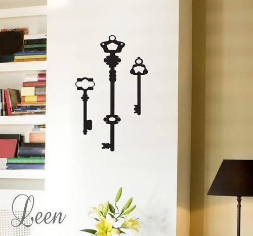 Vinilos decorativos para decoración de interiores vintage 7