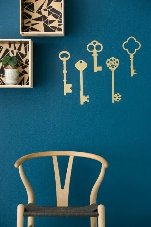 Vinilos decorativos para decoración de interiores vintage 9