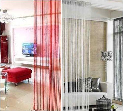Como hacer cortinas de macrame paso a paso 9