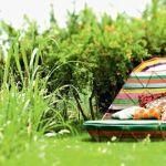 Muebles de jardín con efecto relax hamacas, columpios, mecedoras 5