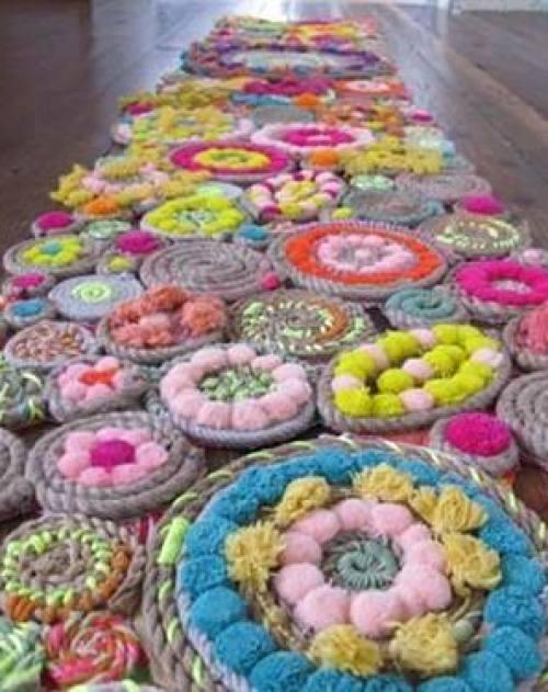 alfombras de yute paso a paso 1
