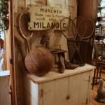 ¡Decoración vintage increíble con viejo equipamiento deportivo! 11