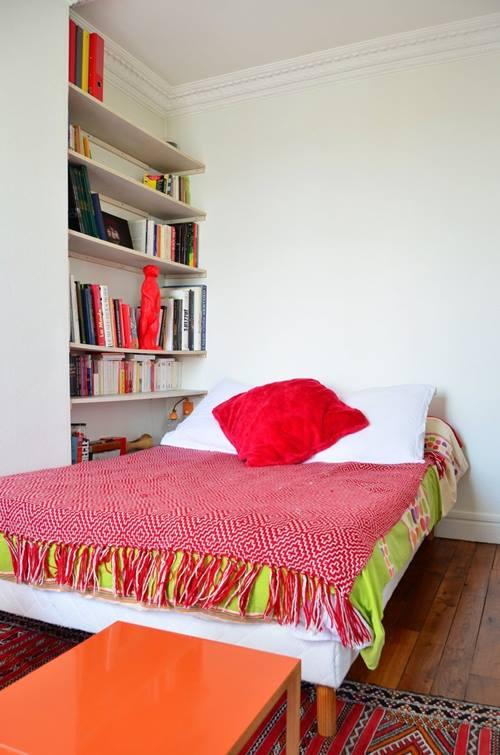 Casas con encanto el apartamento de Sofía en París 10