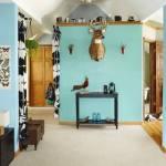 Una casa con decoración retro llena de detalles sorprendentes 11