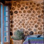 Una decoración reciclada para la más bella casa sostenible…