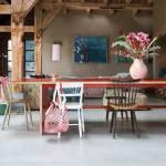 Casas con encanto de vieja granja a alegre casa en Holanda 03