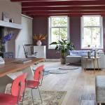 Casas con encanto de vieja granja a alegre casa en Holanda 04
