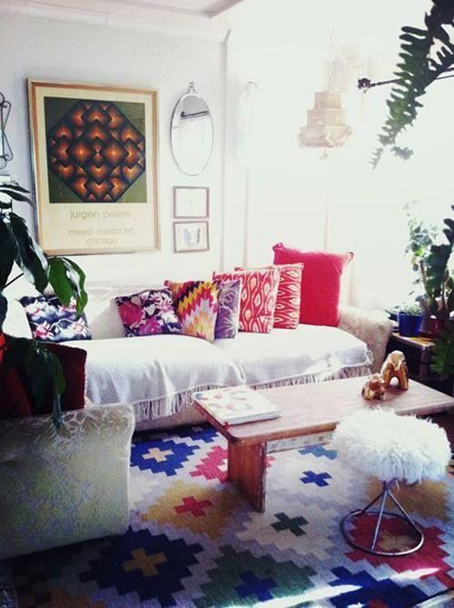 Casas con encanto la decoración Jungalow de la casa de Justina  3