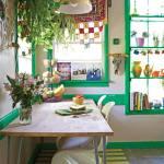 Casas con encanto: la decoración Jungalow de la casa de Justina