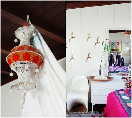 Casas con encanto la decoración Jungalow de la casa de Justina 7