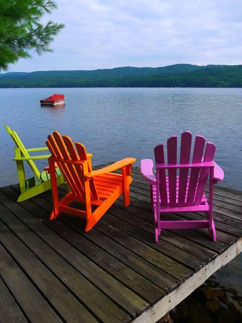 Silla Adirondack, la leyenda viva de los muebles de exterior 4