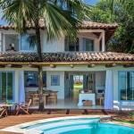 Casas con encanto rústico renovado junto al mar en Brasil 6