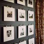 Decorar con fotos sujetas por pinzas (easy & trendy) 6