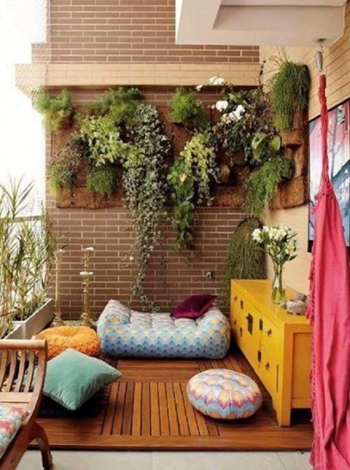 Terrazas cubiertas decoracion decorar terrazas para el for Dec para terrazas