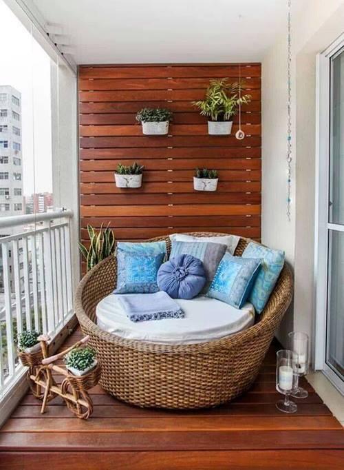 decorar terrazas pequeas con grandes ideas 2 - Decoracion De Terrazas Pequeas