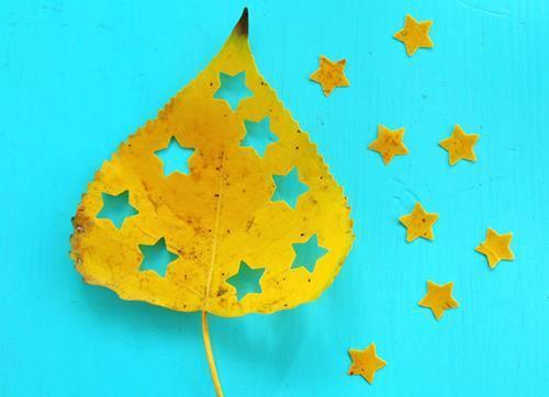 5 manualidades fáciles para decoración de otoño 4