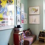 Casas con encanto un hogar donde el color todo lo puede  7
