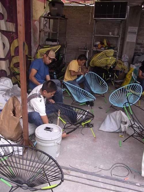 Silla Acapulco, de México a la eternidad en muebles de diseño 18