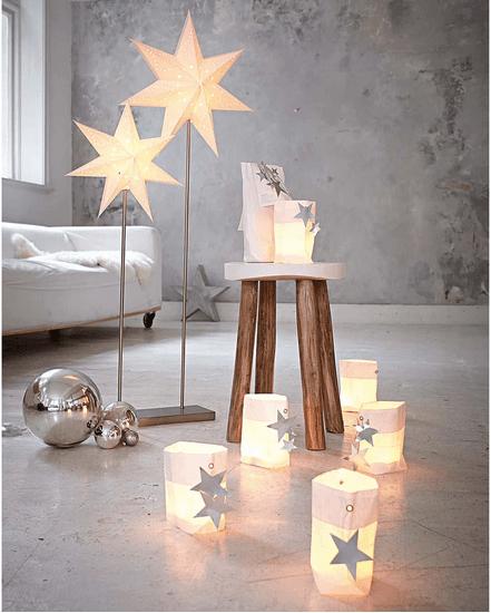 Tienda de decoración online con juegos de luces led para Navidad Impressionen8