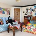 Casas con encanto decoración boho chic sin limitaciones 1