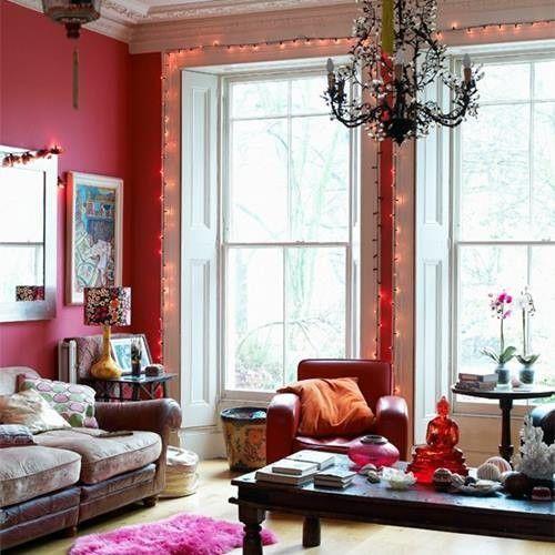 Casas con encanto exótica India en una típica casa británica 1