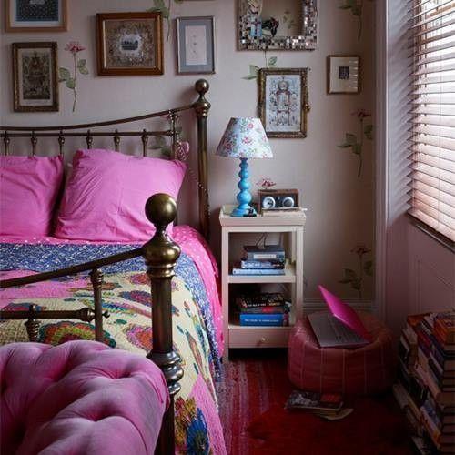 Casas con encanto exótica India en una típica casa británica 6