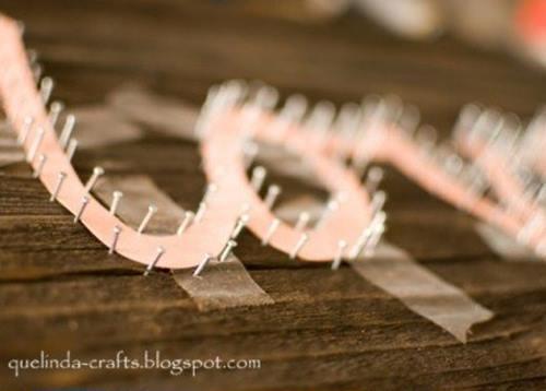 2 ideas para regalar en San Valentín hechas a mano con hilos 3