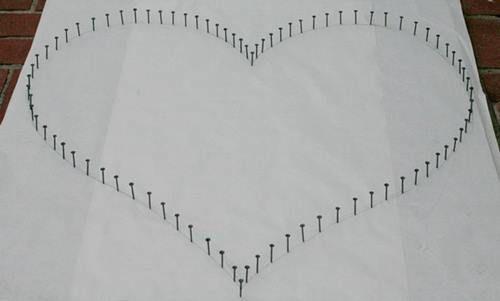 2 ideas para regalar en San Valentín hechas a mano con hilos 8