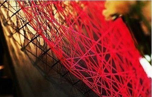 2 ideas para regalar en San Valentín hechas a mano con hilos 9