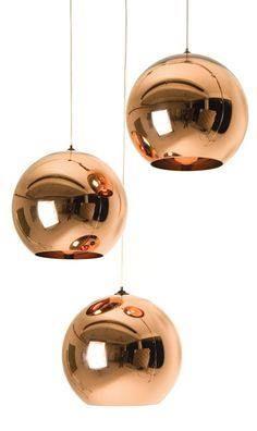 Lámparas de color cobre y otras piezas para decoracion vintage 7