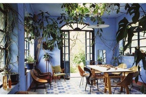¡Mi casa, mi selva! 20 ideas para decorar con plantas de interior 17