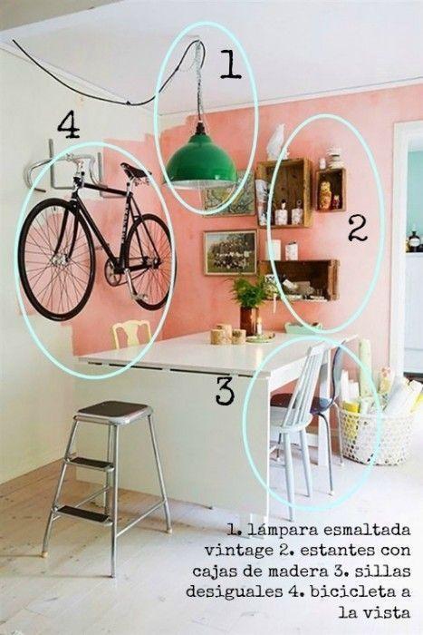 Cómo decorar salón, dormitorio y comedor con ideas tendencia 3