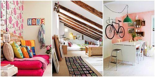 C mo decorar sal n dormitorio y comedor con ideas - Como decorar salon comedor ...