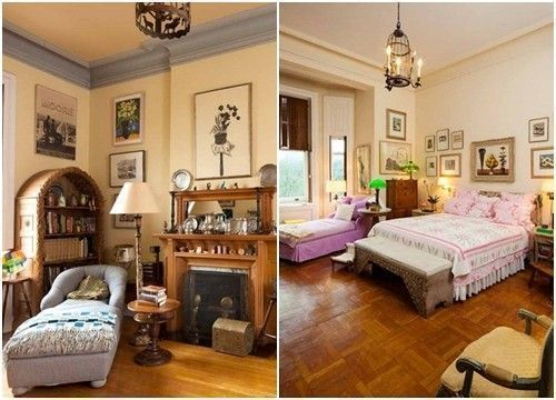 Casas con encanto aquí vivió Lauren Bacall en Nueva York 11