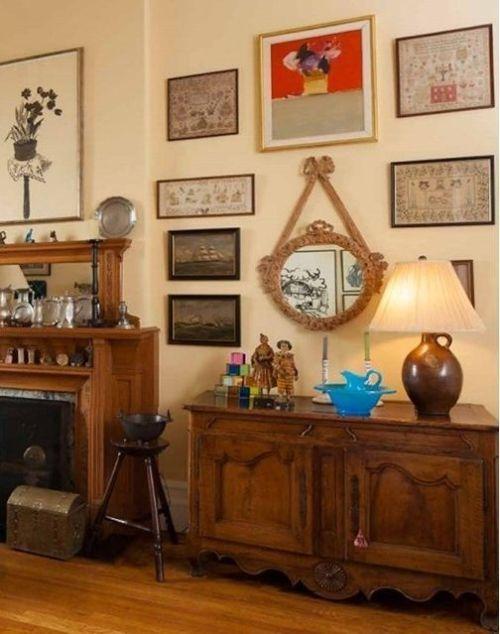 Casas con encanto aquí vivió Lauren Bacall en Nueva York 9