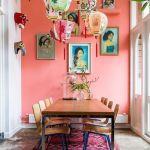 Casas con encanto: decoración retro con chispa en Holanda