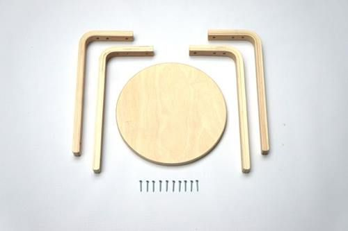 Transformar muebles Ikea ideas para tunear el taburete Frosta 17