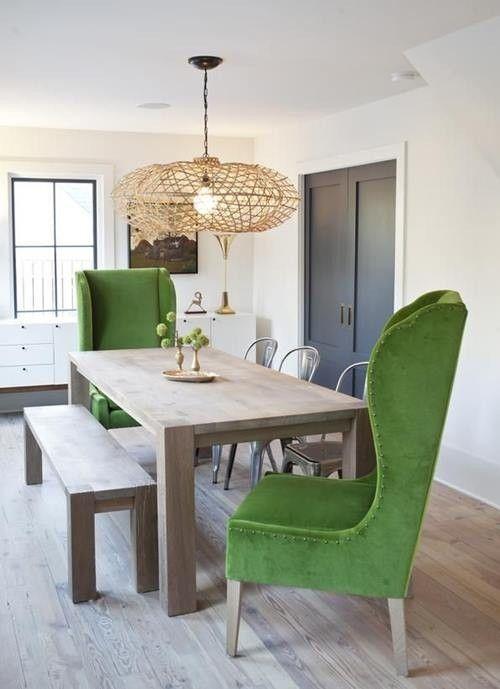 Verde esmeralda para decoración de interiores llena de misterio... 6