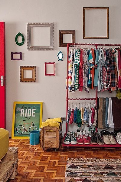 casas con encanto decoracion reciclada y optimista en Brasil 6