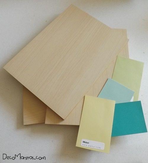 2 manualidades para decorar paredes con tablas de madera 1