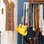Burros para ropa: los percheros a la vista 'rompen' en decoración…
