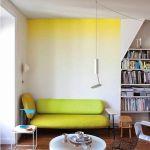 Cómo aplicar la técnica tie-dye para decorar tu casa 13