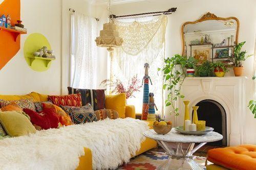 Casas con encanto The New Bohemians by Justina Blakeney 1