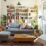 Casas con encanto: así es el piso de una ilustradora en Madrid