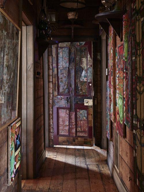 Casas con encanto decoración vintage, arte y coleccionismo 1