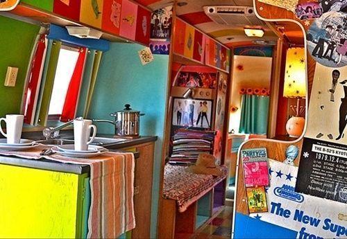 Casas con encanto imaginas vivir en una caravana así... 2