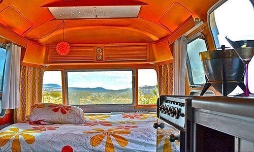 Casas con encanto imaginas vivir en una caravana así... 4