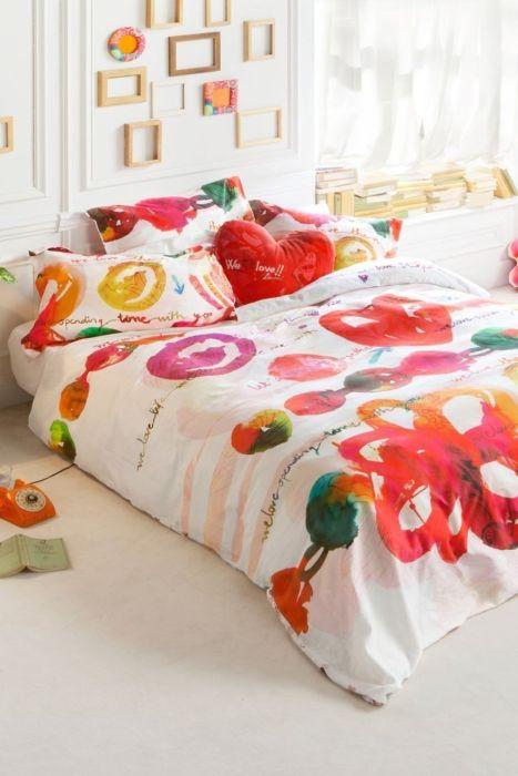 Desigual, ropa de cama a todo color de inspiración boho chic 5