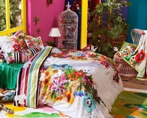 Desigual, ropa de cama a todo color de inspiración boho chic 6